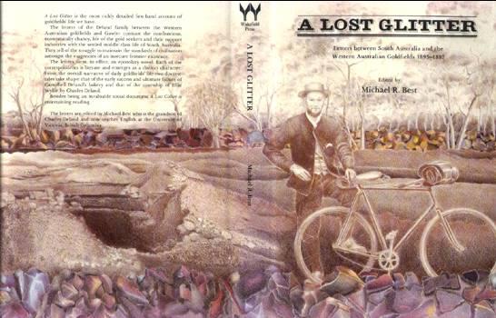 43A Lost Glitter - cover