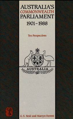 61Australias Commonwealth Parliament