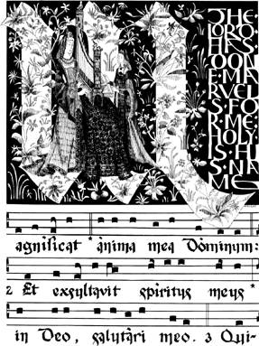 76Magnificat - illustration