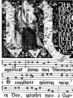 76Magnificat - illustration